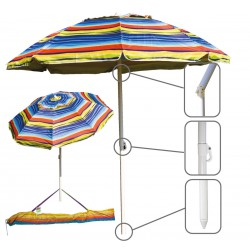 Parasol Plażowo Balkonowy Royokamp Śr. 200cm Oxford łamany