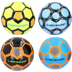 Piłka nożna Dunlop kolorowa R. 5