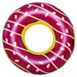 Koło Plażowe Dmuchane do pływania Donut śr 125cm
