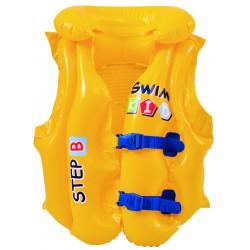 Kamizelka dmuchana dla dzieci Swim Kid 46x42cm