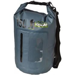 Wodoszczelna torba 15l z etui na telefon Royokamp