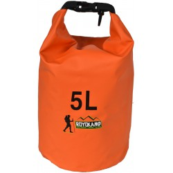 Worek Wodoszczelny Royokamp Pomarańczowy 5 L
