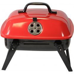 Grill Piknikowy Ranger 36X30,5X30Cm Czerwony