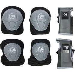 Zestaw ochraniaczy na rolki, deskorolki i hulajnogi Katana R.M