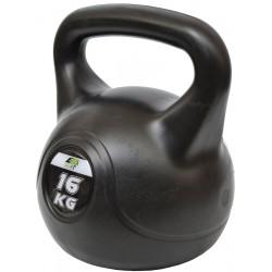 Hantla Kompozytowa Kettlebell 16kg odważnik Eb Fit