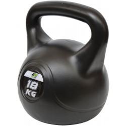 Hantla Kompozytowa Kettlebell 18kg odważnik Eb Fit