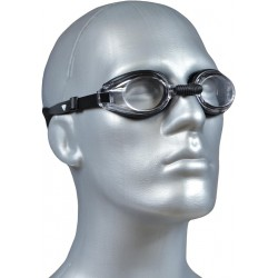 Okularki Pływackie Junior Race Czarne