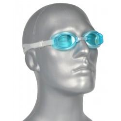 Okularki Pływackie Junior Play Błękitne