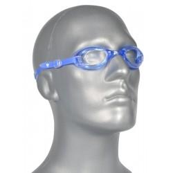 Okularki Pływackie Junior Swim Niebieskie