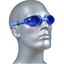 Okularki Pływackie Junior Race Niebieskie