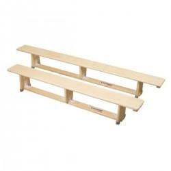 Ławka Gimnastyczna Drewniana 4M Polsport 1303.K