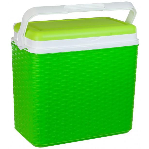 Lodówka Pasywna 24L Color Ratan Zielona