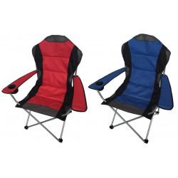 Krzesło Turystyczne Składane Deluxe