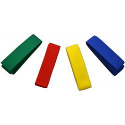 Szarfy gimnastyczne do zabaw szkolne 10szt niebieska