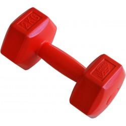 Hantla kompozytowa 2kg Eb fit