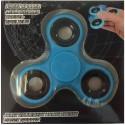 Fidget Spinner 58G Blue