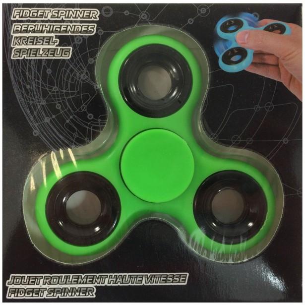 Fidget Spinner 58G Green