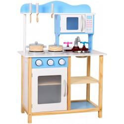 Kuchnia drewniana dla dzieci junior chef enero midi