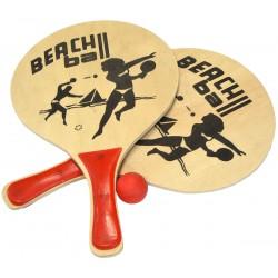 Zestaw do tenisa plażowego 900 Athlitech