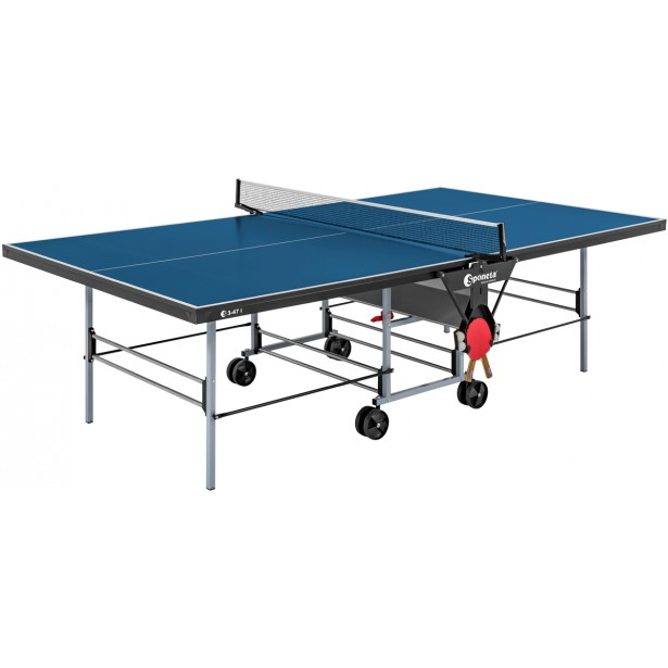 Stół Do Tenisa Stołowego Sponeta S3-47I Niebieski