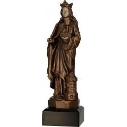 Figurka odlewana - Św Barbara RFST3012/BR
