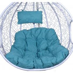 Poduszka do fotela wiszącego Xl turkusowa