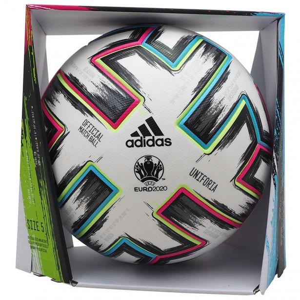 Piłka Nożna ADIDAS UNIFORIA Euro 2020 OMB FH7362 r.5