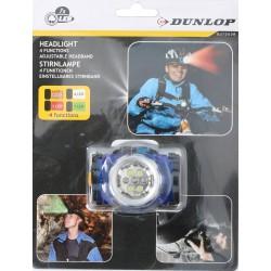 Latarka Czołowa Turystyczna 7 LED DUNLOP