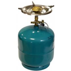 Zestaw butla gazowa 3Kg i kuchenka duża
