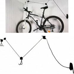 Uchwyt sufitowy rowerowy podnośnik na rower winda Dunlop
