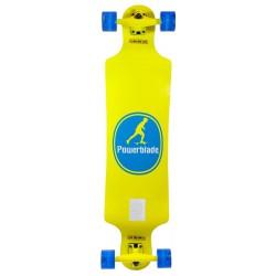 Deskorolka Pb Longboard Yellow