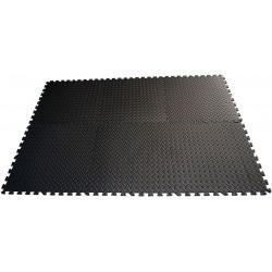 Mata puzzle pod sprzęt fitness kpl 6szt 60x60x1,0cm Eb fit