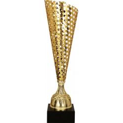 Puchar metalowy złoty EVER 4175A