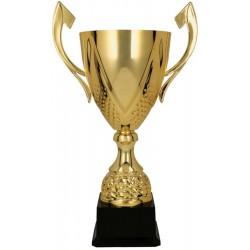Puchar metalowy złoty DARKA 3133F