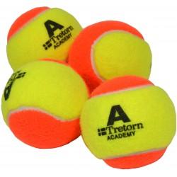 Piłka Tenis Ziemny Tretorn - Academy 4Szt