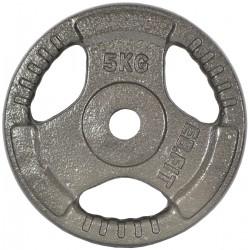 Obciążenie hammertone 5 kg EB FIT fi26,5