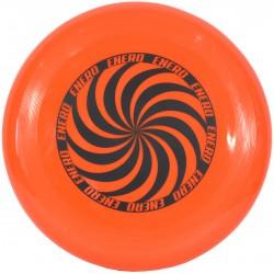 Dysk latający friesbee 27cm ENERO pomarańczowe