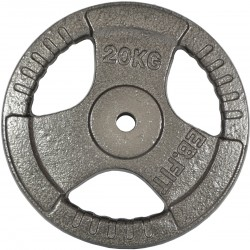 Obciążenie hammertone 20 kg EB FIT fi26,5