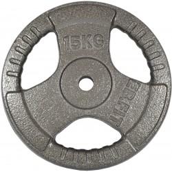Obciążenie hammertone 15 kg EB FIT fi26,5