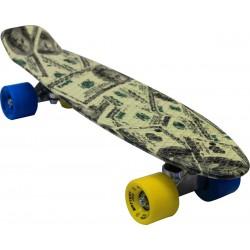 """Deskorolka Plastikowa 22"""" Dolar"""