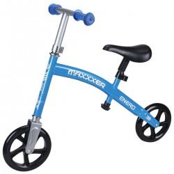 Rowerek Biegowy Maxxer 200Mm Pu Niebieski