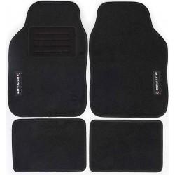 Zestaw dywaników samochodowych 4szt. deluxe Dunlop