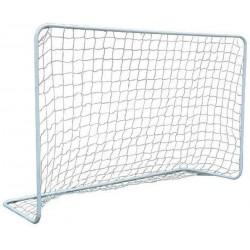 Bramka do piłki nożnej Axer z siatką 182x122x61cm