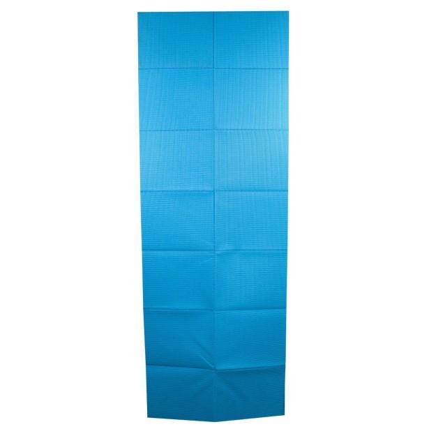 Taśma Fitness 0.35 Mm Niebieska Eb Fit