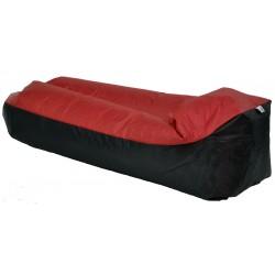 Lazy bag sofa dmuchana czerwona Royokamp