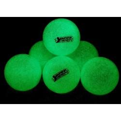 Piłeczki do tenisa stołowego świecące 6szt Best Sporting