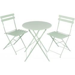 Zestaw mebli ogrodowych Bistro stół i 2 krzesła