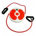 Twister Magnetyczny 28 Cm Z Licznikiem Lcd + Linki Eb Fit
