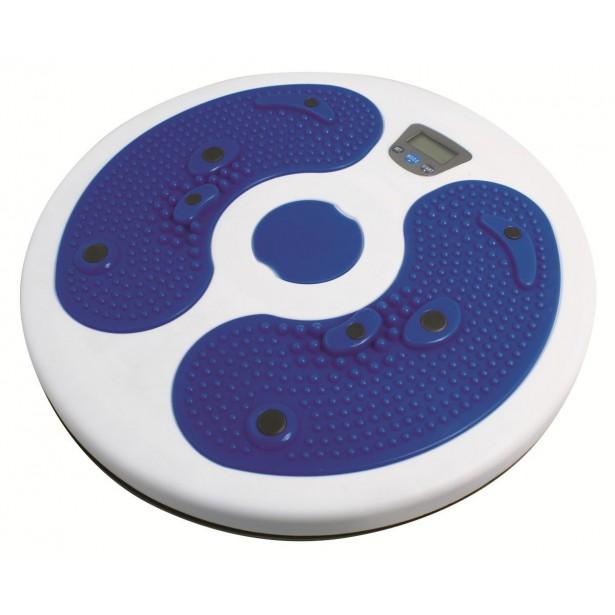 Twister Magnetyczny Z Licznikiem Lcd 28 Cm Eb Fit
