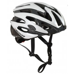 Kask rowerowy regulowany Dunlop szary r.M